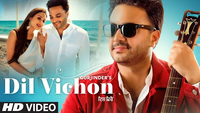 Dil Vichon Song Cover