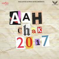 Aah Chak 2017 Song Cover