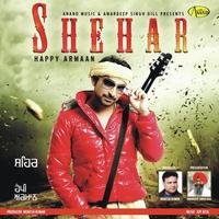 Shehar Song Cover