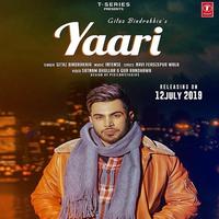 Yaari Gitaz Bindrakhia mp3 song
