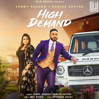 High Demand Song Cover