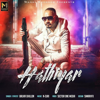 Hathiyar Song Cover