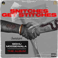 Snitches Get Stitches Full Album Song Cover