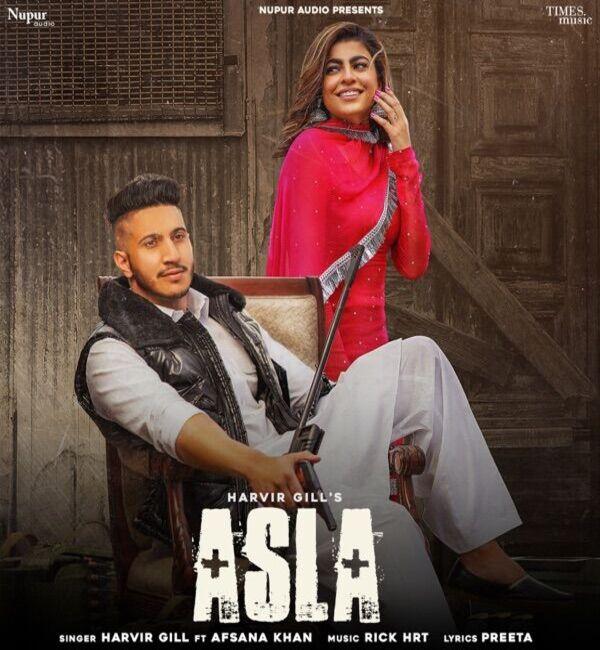 Asla Harvir Gill Mp3 Song Download Mr-Punjab